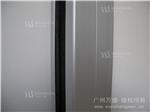 高速门,高速卷门,高速卷帘门铝合金银白门框