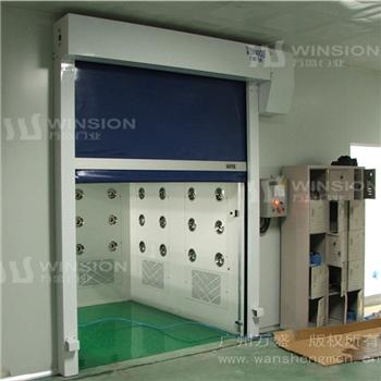 KJM-650型净化风淋室门