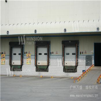 工业门固定式门封