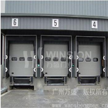 工业门机械式门罩
