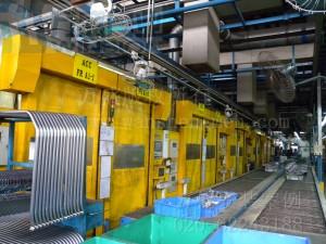 广州提爱思汽车内饰系统有限公司快速卷门安装案例