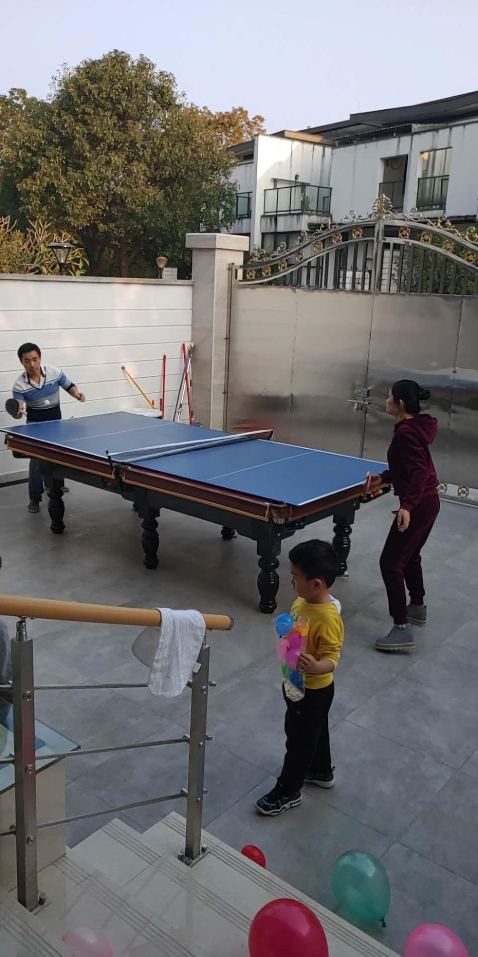 乒乓球比拼